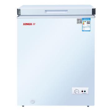 星星 98L冷冻冷藏转换单温不锈钢内胆小型冷柜,BD/BC-98BE,一机6个温区