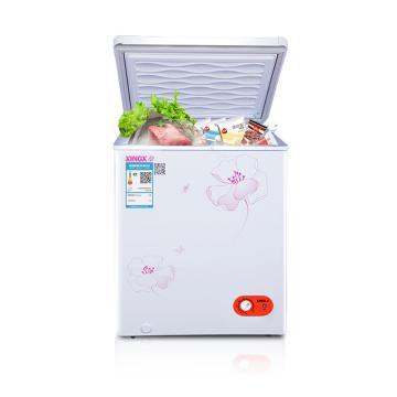 星星 106L冷藏冷冻转换单温冷柜,BD/BC-106E