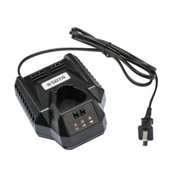 世达锂电充电器, 直插式 适于10.8V电池,51503