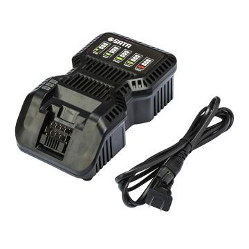 世达锂电充电器, 横插式 适于10.8-18V电池,51505