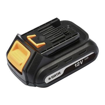 世达锂电电池包,10.8V  2.0Ah 两电一充,51517