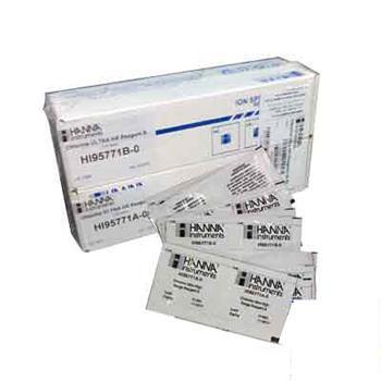 专用超高量程余氯(DPD)试剂,HI95771-01
