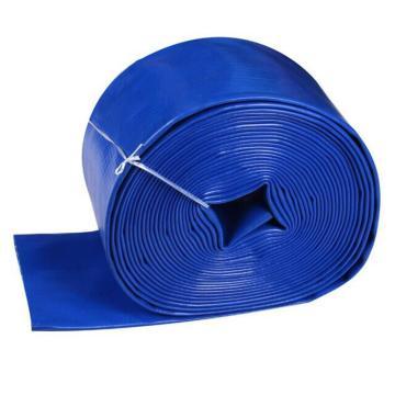 沱雨 丁腈橡胶双面胶水带,口径150mm,工作压力1.3,长度20m(不带接口)