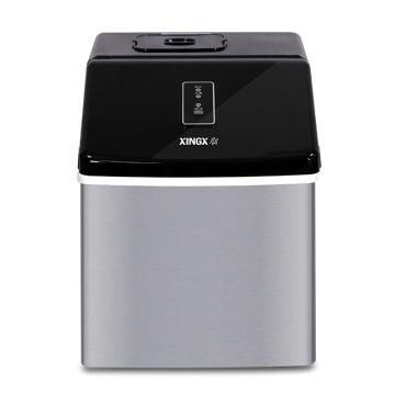 星星 20KG(手动加水)小型家用商用全自动制冰机,XZB-20S,方块冰,手动加水