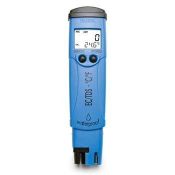 EC測定儀/TDS測定儀/溫度測定儀,哈納 防水型筆式測定儀,HI98312