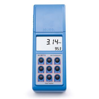 HANNA便携式多量程浊度测定仪,HI98713