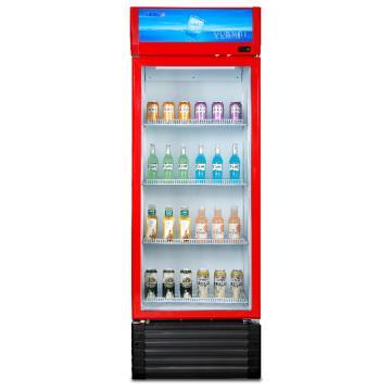 星星 400L商用立式玻璃门冷藏保鲜展示柜,LSC-400E