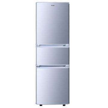 星星 190L大型立式家用节能三门电冰箱 ,BCD-190E