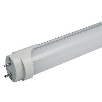 翰明光族 GNLC9125-9W LED日光灯管 T8 白光 双端进电 长度0.6米