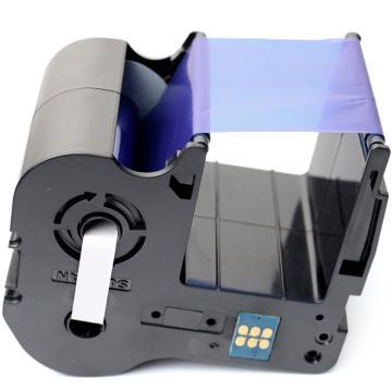 硕方色带,蓝色 适用硕方标牌机 适用硕方SP300/SP600
