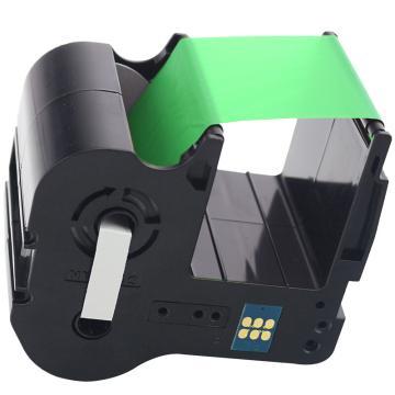 硕方色带,绿色 适用硕方标牌机 适用硕方SP300/SP600