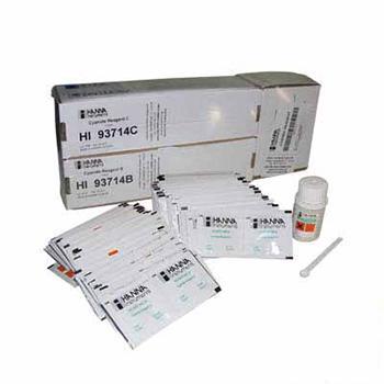 HANNA氰化物(CN) 试剂,预测次数:100次,HI93714-01