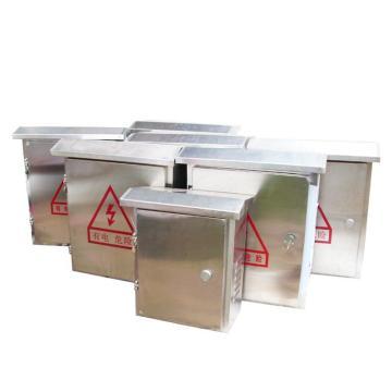天逸 检修电源箱(不锈钢),700*600*350(定制)