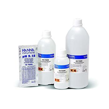 HANNA常规酸度标准缓冲液 pH9.18,500mL/瓶,HI7009L