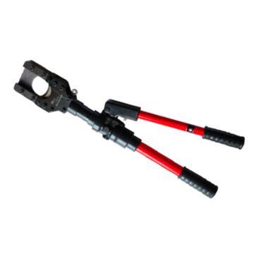 德克液压线缆剪,剪切范围⌀65MM以下铜铝电缆,YXJ-65