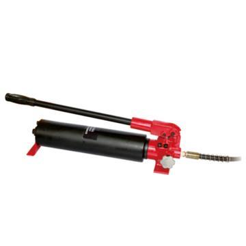 德克手动液压泵,最大压力780kgf/cm²,YBS-1900