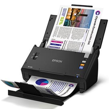 Epson DS-520 A4馈纸式高速彩色文档扫描仪