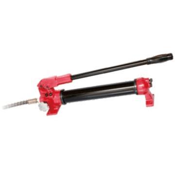 德克手动液压泵,最大压力780kgf/cm²,YBS-900