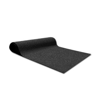 SAFEGUARD 防滑卷垫,1.72mm高强度土工膜,黑色,1m宽×5m长,12099