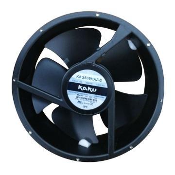 卡固 散热风扇 KA2509HA2-2,滚珠型,220V,端子式