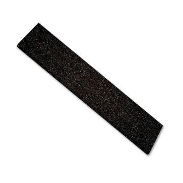 SAFEGUARD 楼梯防滑踏板,3mm玻璃钢,黑色,762×75×25mm(含安装配件),12083
