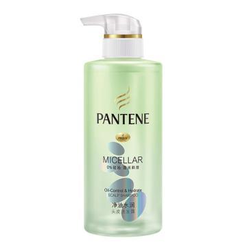 潘婷凈油水潤頭皮洗發露,300ml 單位:瓶