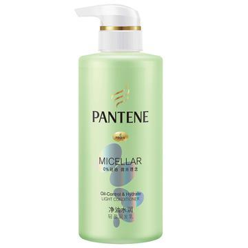 潘婷凈油水潤輕盈潤發乳,300ml 單位:瓶