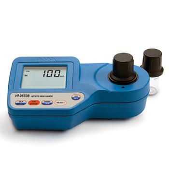 哈纳 亚硝酸根离子浓度测定仪,测量范围0-150mg/L NO2-
