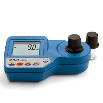 哈纳 微电脑氯化物(Cl-)浓度测定仪,量程0.0-20.0 mg/L Cl-
