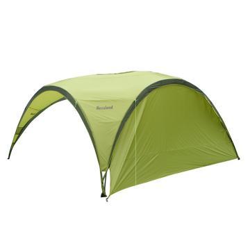 纳瓦兰德自由空间-天幕帐篷 尺寸:450*450*192/228cm  荧光绿+军绿 单位:个