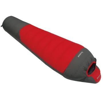 纳瓦兰德 信封羽绒睡袋,1500克零下28度~5度 红配灰 单位:个