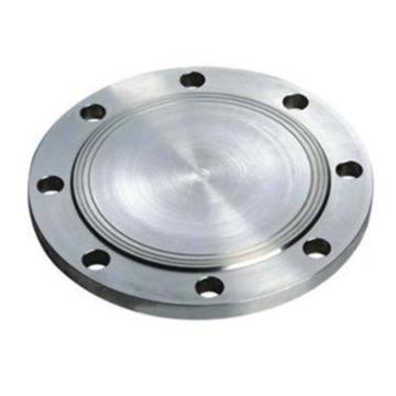 不锈钢304法兰盖 BL CL150 DN15 RF ASME B 16.5 304