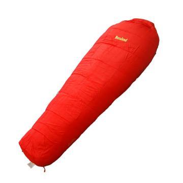 纳瓦兰德 妈咪NEW-CAMPER睡袋,尺寸:220*85CM红色 单位:个