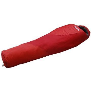 納瓦蘭德 媽咪400克中空棉睡袋,尺寸:215*80*55 紅色 零下12度~5度 單位:個