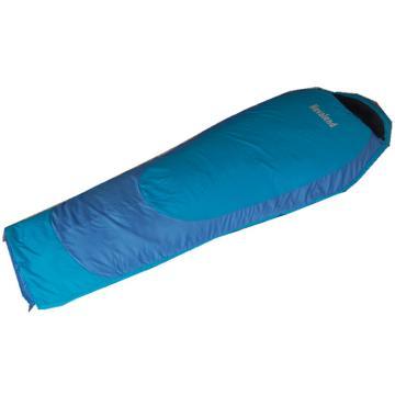 纳瓦兰德 妈咪300克中空棉睡袋,尺寸:215*80*55 浅蓝色 零下10度~5度 单位:个