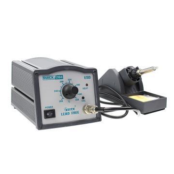 快克无铅电焊台,200-420度 60W,QUICK204