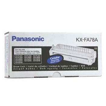 松下 硒鼓,KX-FA78A 黑色(適用 503/523/553/558/758、6000頁) 單位:個
