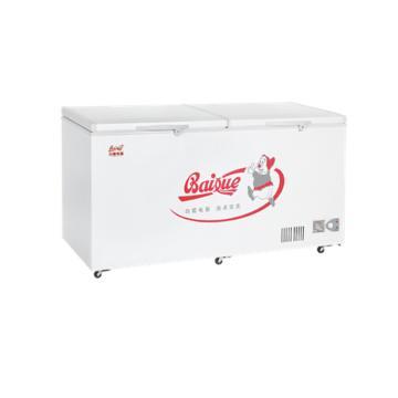 白雪 520L顶开门转换型冷冻冷藏箱,BD/C-520FD,五面制冷,宽电压带、宽气候带、宽湿度带设计