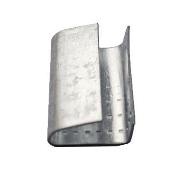 PET塑料打包带铁扣, 19MM塑钢扣 1500个/箱