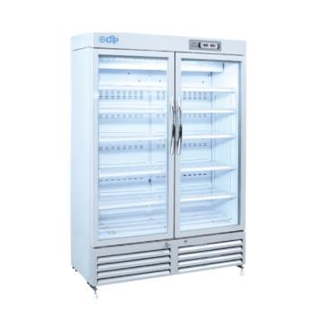 白雪 450L药品阴凉柜(双门),YCP-450,符合GSP认证需求,8~20℃