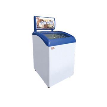 转换型冷冻冷藏箱系列(单室弧面玻璃),白雪 ,SD/C-158F(H),592*696*1160,热卖机型