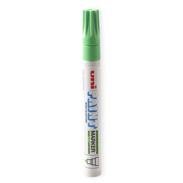 三菱 uni 记号笔 油性记号笔 PX-20 2.2-2.8mm (浅绿) 粗头 单支