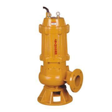 人民水泵/SRM JYWQ100-30-15 JYWQ系列自动搅匀潜水排污泵