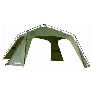 納瓦蘭德 自由自在自動天幕帳篷, 尺寸:368*368*190CM 熒光綠 單位:個
