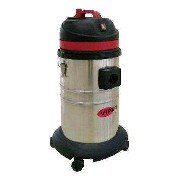 威霸35L吸尘吸水机, (单马达,不锈钢桶身) MD-LSU135-CN