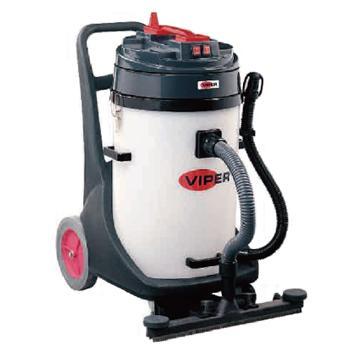 威霸75L吸尘吸水机, (双马达,塑料桶身,带前置耙头) MD-VW202