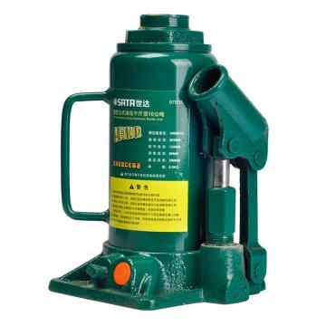 世達立式液壓千斤頂,50噸,最低高度265mm 最高高度425mm,97810A