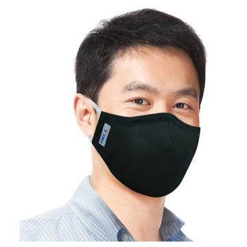 绿盾 防尘口罩,防雾霾 酷黑 均码