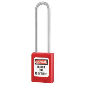 玛斯特锁MasterLock S33系列轻型热塑安全挂锁,S33LTRED