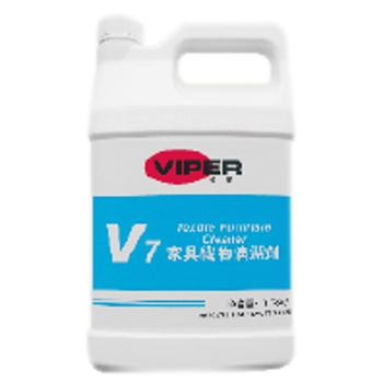 威霸(Viper)V7家具织物清洁剂,1加仑×4/箱 单位:箱
